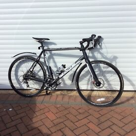 WHYTE 'CHARING CROSS' CYCLOCROSS BIKE, EXCELLENT CONDITION
