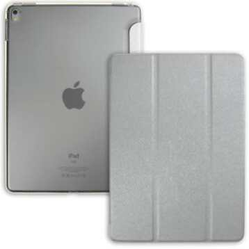 Full body smart cover zilver iPad Mini 4