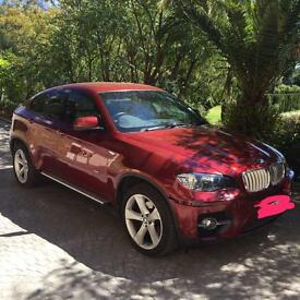 Bmw X6 xdrive..... spanish r.h.d