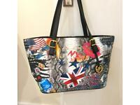 Funky printed 'Michael Kors' bag