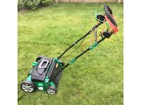 Lawn Rake and Aerator -Electric Corded in VGC