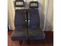LDV Convoy Seats Full Set Of 14 Seats