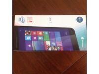 Unused Gift a Linx 7 Windows Tablet