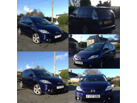mazda 5 furano, 7 seater diesel consider swap for tax free car