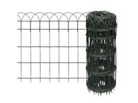 GARDEN BORDER FENCING aprox 15mtr x 0.6mtr only £20