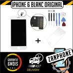 ECRAN IPHONE 6 BLANC ORIGINAL APPLE + VITRE TACTILE