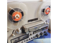 Teac X-7 Reel to reel stereo tape player FULLY REFURBISHED!