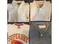 Superdry Lyle&scott & DriftKing polos