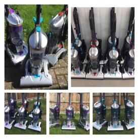 FREE DELIVERY VAX BAGLESS UPRIGHT VACUUM CLEANER HOOVER