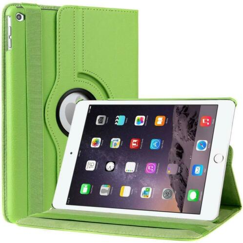 iPad Air 2 Case, 360 graden draaibare Hoes, Cover met Multi