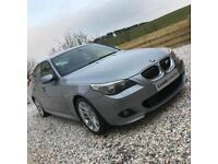 BMW 525i M SPORT **STUNNING,CONCOURS,MINT EXAMPLE**BEST IN UK**LOW MILES**OFFERS????**
