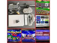 Retro Wii Gaming Bundle over 6500 games
