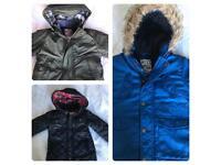 Boys jackets age 2-3