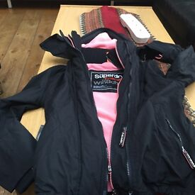 Superdry jacket xs £20