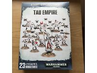 Start Collecting Tau Empire Warhammer 40k