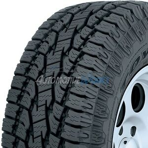 4 New LT285/75R17 Toyo Open Country A/T II All Terrain 10 Ply E Load Tires 28575
