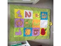 Hamley's baby mat