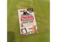 YouTube qr code scan video funny book gift unwanted