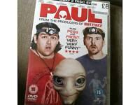 Paul DVD - brand new