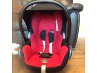 Maxi-Cozi Car Seat suitable from Birth