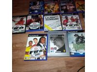 PlayStation 2 with 14 games , remote control & controller