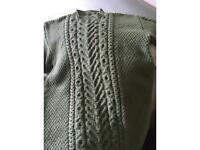 Hand knit s by Sarah Ann