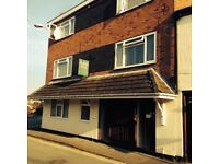 Large 1 bed flat, close to Stafford town centre,Ground floor £500pcm