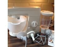 KENWOOD CHEF FOOD PROCESSOR KM300 with attachments