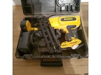 Dewalt 2nd fix nail gun