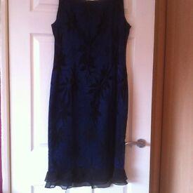 Ladies Calf Length Dress