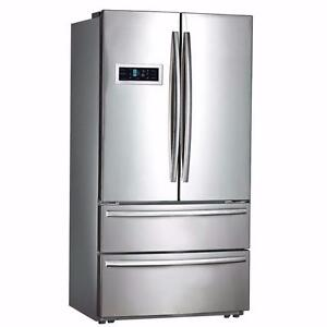 36''  Counter Depth Moffat fridge - 4 doors