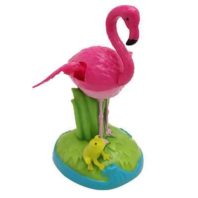 Dancing Frog Flamingo Swinging Bobble Dancer Solar Power Toy Halloween Decor - Solar Dancing Halloween