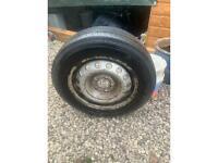 Renault Vauxhall Nissan wheel