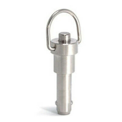 Ball Lock Pins Quick Release Pin Shank Stainless Steel Quick Release Ball