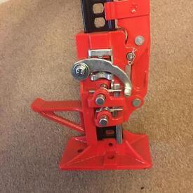 Heavy duty Jack/clamp New