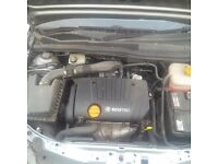 Vauxhall Astra 1.8 Petrol ENGINE FOR SALE