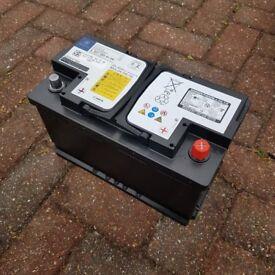Starter battery VARTA 80Ah 800A 12V Car Van SUV