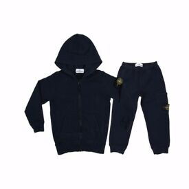 Stone Island Men's Tracksuit - Medium