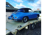 VEHICLE TRANSPORTATION CAR COLLECTION & DELIVERY SERVICE, PROJECTS & CLASSIC CARS, SUFFOLK, ESSEX