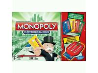 *Sealed* Monopoly Electronic Banking Edition