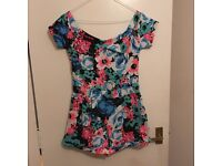 brand new playsuit size 12