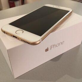 IPHONE 6 128GB GOLD UNLOCKED!!