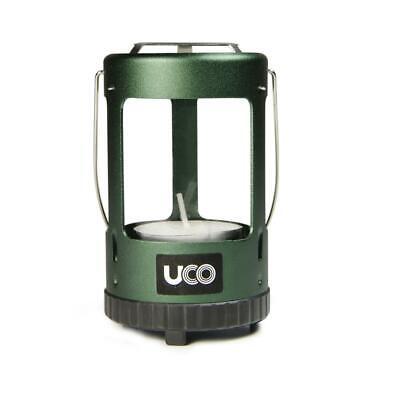 UCO Mini Anodized Aluminum Candle Lantern Green - Tealight Candle Light & Warmth - Mini Lantern