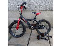 "Boys 16"" Bicycle"