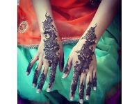 HENNA ARTIST 15 YEARS EXPERIENCE. BRIDAL/ EID/ DIWALI/ CORPORATE/ THEME PARTIES. ALL AREAS COVERED