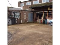 Workshop/Warehouse 550 sq ft in Eastbourne Town Center, secure / 24 hour access, no vehicle repairs