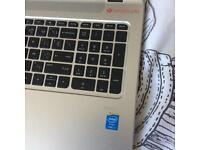Hp audio beat i7 laptop.