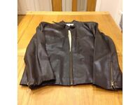 Gents Leather Biker Jacket