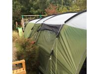 Glenwood outwell tents 600