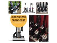 FREE DELIVERY VAX BAGLESS UPRIGHT VACUUM CLEANER HOOVERS ghj